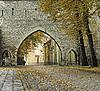 ID 3132286 | Street in Tallinn | High resolution stock photo | CLIPARTO