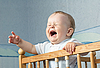 Baby cries | Stock Foto