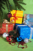 Christmas gifts | Stock Foto