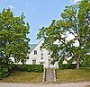 오래 된 집에서 여름 공원 | Stock Foto