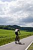 自行车之旅 | 免版税照片