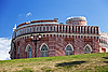 Small Palace In Tsaritsyno In Moscow | Stock Foto