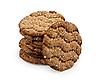 통 곡물 Crispbreads | Stock Foto