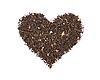 Heart Of Tea | Stock Foto