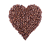 Heart Of Coffee | Stock Foto