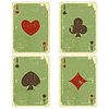 Vector clipart: playing cards