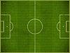 Векторный клипарт: Футбольное поле