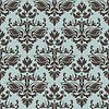 Vector clipart: Damask seamless pattern