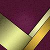 Векторный клипарт: Фиолетовый фон с лентами