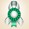 Vector clipart: prize ribbon
