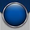 Vector clipart: Blue Cardboard Backdrop
