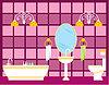 Vector clipart: Bathroom