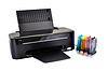 Black printer | Stock Foto