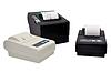 Three thermal printer | Stock Foto