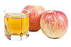 Apple juice | Stock Foto