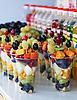 Trozos de fruta | Foto de stock
