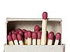 Streichhölzer in Box | Stock Foto