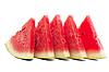 Fresh slices of watermelon | Stock Foto