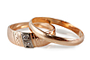 Wedding rings | Stock Foto