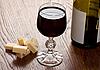 葡萄酒和奶酪 | 免版税照片