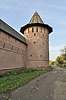ID 3220316 | Wall and tower of russian Spaso-Evfimevsky monastery in Suzdal | High resolution stock photo | CLIPARTO