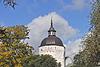 ID 3220349 | Wieża ciśnień z Ławry Trójcy w Siergijew Posad, Rosja | Foto stockowe wysokiej rozdzielczości | KLIPARTO