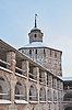 ID 3221578 | Wall and tower of Kirillo-Belozersky monastery, Russia | High resolution stock photo | CLIPARTO