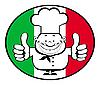 행복 요리사 로고 | Stock Vector Graphics