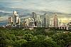 城市的现代化高层建筑 | 免版税照片