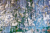 더러운 배경 - 벽 필링 | Stock Foto