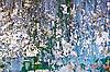 Peeling wall - dirty background | Stock Foto