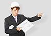 年轻的工程师 | 免版税照片