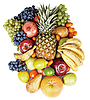 Tropical fruits | Stock Foto