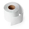 传统卷筒卫生纸 | 免版税照片