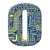 数字电子电路板 | 光栅插图