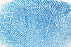 Fingerprint background | Stock Illustration