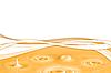 黄河取水背景 | 光栅插图