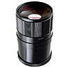 Old Mirror lens objective 500mm | Stock Foto