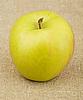 Yellow ripe apple | 免版税照片