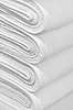 ID 3183710   Stack of new white towels - background   High resolution stock photo   CLIPARTO