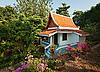 ID 3183758 | Little Thai House | High resolution stock photo | CLIPARTO