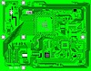 Vector clipart: Tech industrial electronic background