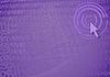 Vector clipart: Violet fantastic background