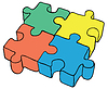 Vector clipart: Puzzle - eps