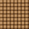 Vector clipart: Interweaving brown tapes - texture eps