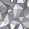 Vector clipart: Seamless texture - abstract polygons eps