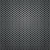 Vector clipart: Abstract square background - cross-shaped holes