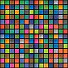 Vector clipart: Seamless texture - iridescent tiles