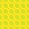 Vector clipart: yellow and green pattern