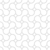 Vector clipart: Monochrome pattern - gray curved lines